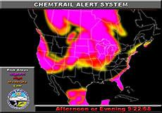 Chemtrail alert for September 22, 2008: America, Europe, Australia