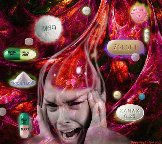 Mind-Altering Drugs Prescribed to Children