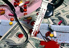 Pharmaceutical Industry: Sell and Let Die