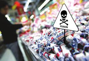 Worldwide 'Melamine in Milk' Alert