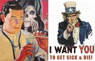 War On Your Health: Big Pharma Strikes Back