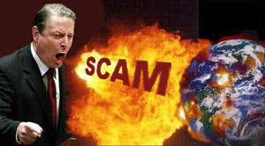 Global Warming Scam is a War on Economic Liberty