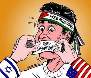 No, anti-Zionism is not anti-semitism