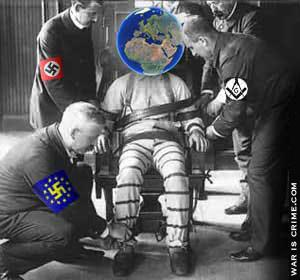 Global Dictatorship Based on the EU Model