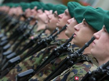 The Swiss Army is Preparing for Violent Unrest Across Europe
