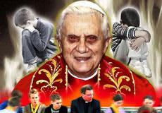 War Criminal Joseph Ratzinger, aka Pope Benedict, Seeks Immunity and Protection