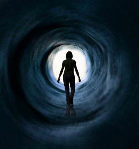 There are now thousands (if not hundreds of thousands) of compelling accounts of people who have experienced leaving their bodies in a near-death experience, and witnessing the hidden or 'esoteric' side of reality.