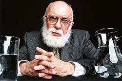 James Randi.