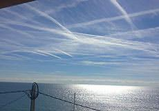 Ocean Geoengineering with Industrial Waste