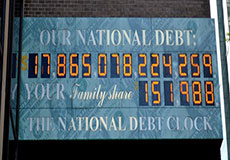 There is No National Debt Owed by Americans